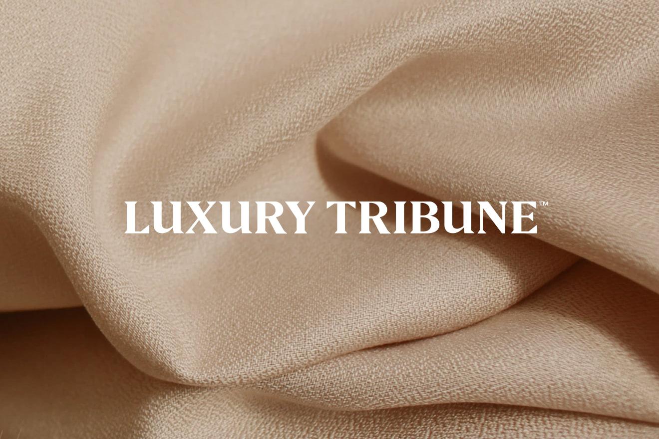Logo de Luxury Tribune.