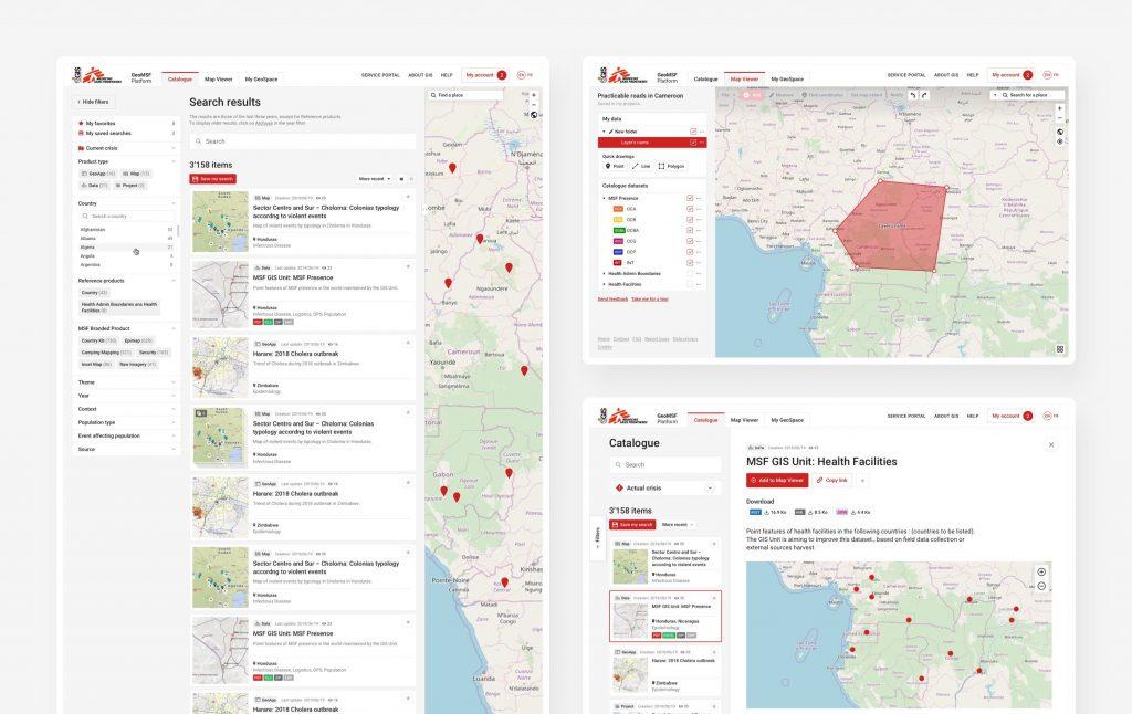 MSF Mapper