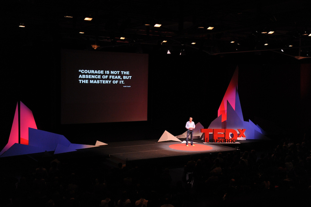 ted x lausanne conférence