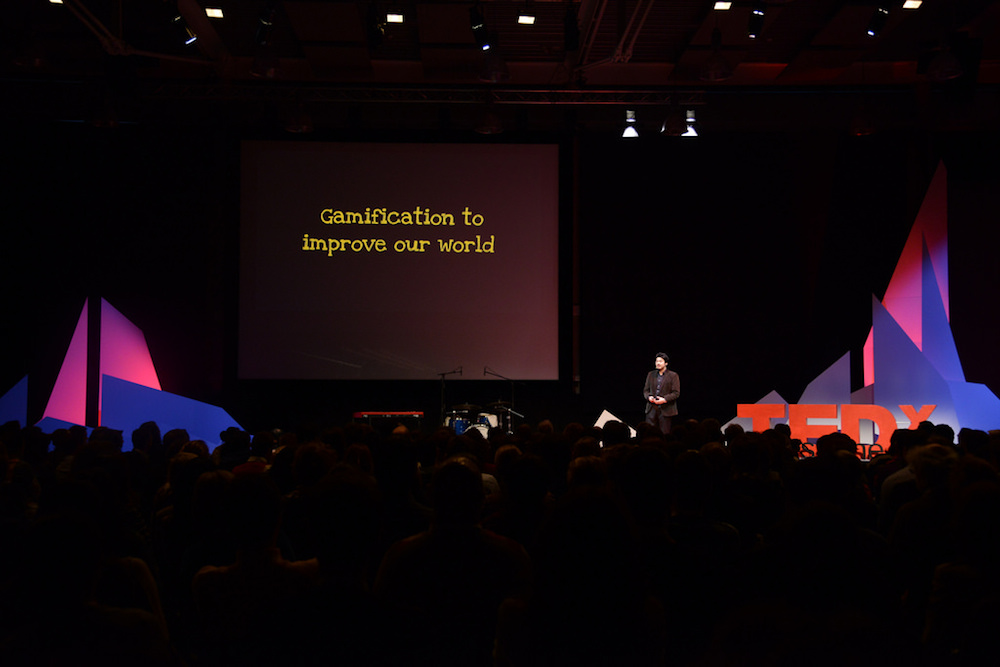 ted x lausanne conference