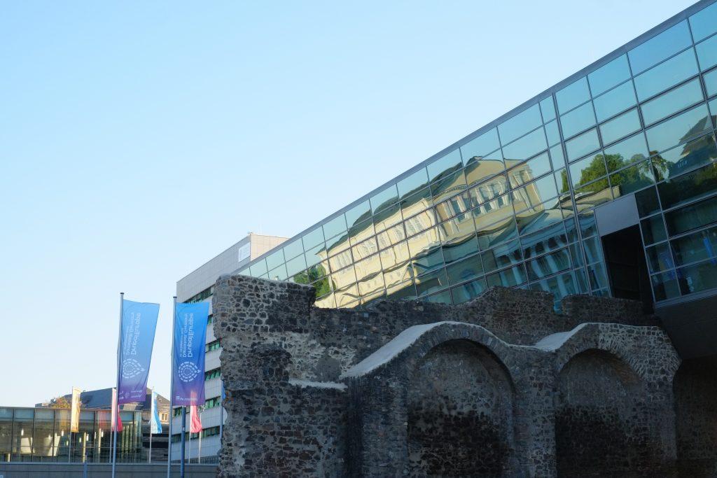 Darmstadtium - The modern & eco-friendly congress center of Darmstadt