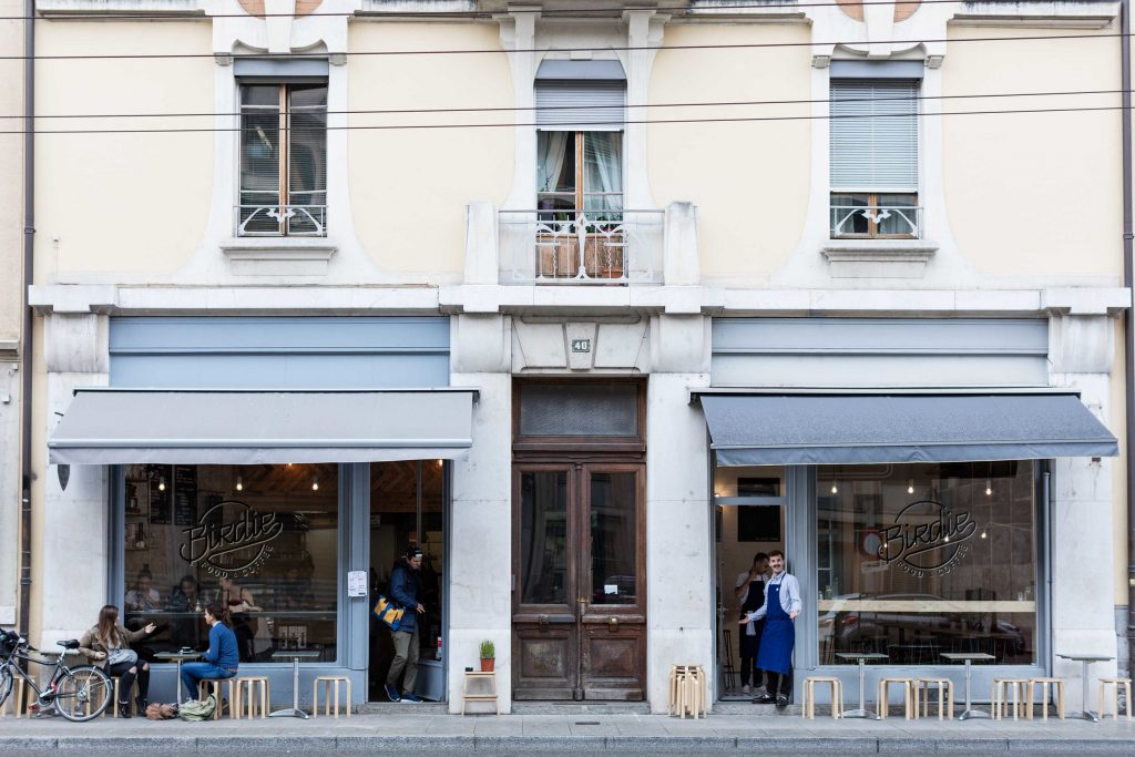 Birdie Café