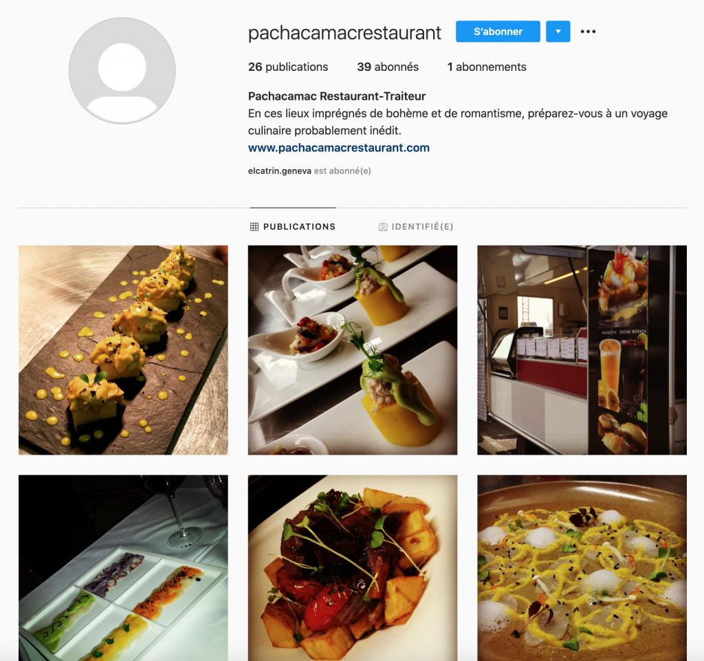 instagram pachacamac