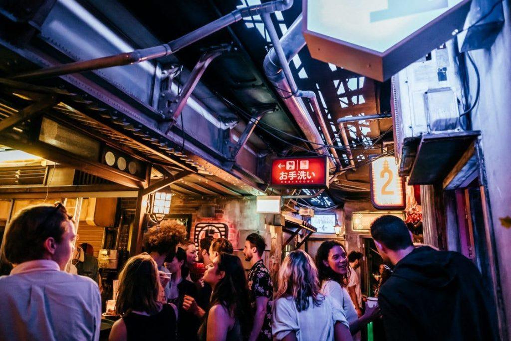 Photographie du Duke of Tokyo - Karaoke bar.