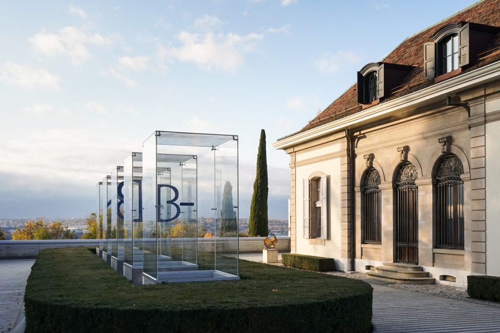 Fondation Bodmer vue de l'extérieur