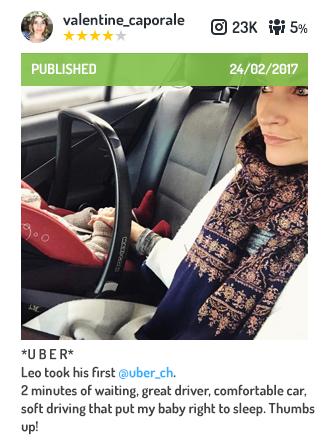Uber - Valentine Caporal - Ifluenz