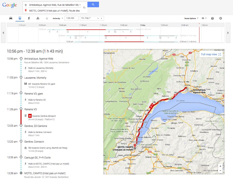 google map motel campo
