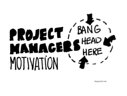 Project Managers motivation