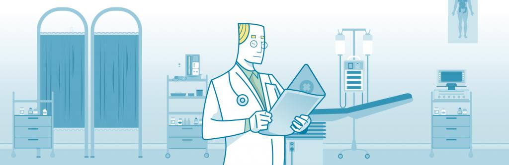 Illustration d'un médecin
