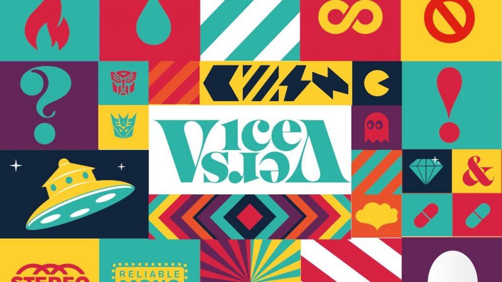 Le logo du bar Vice Versa