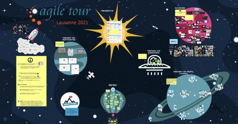 AgileTour 2021 – Lausanne